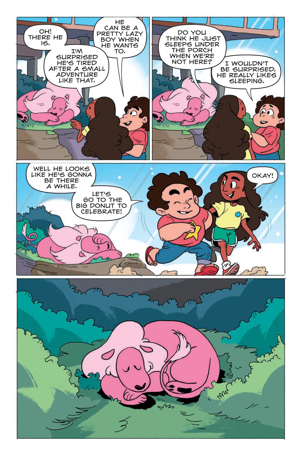 steven universe comic online