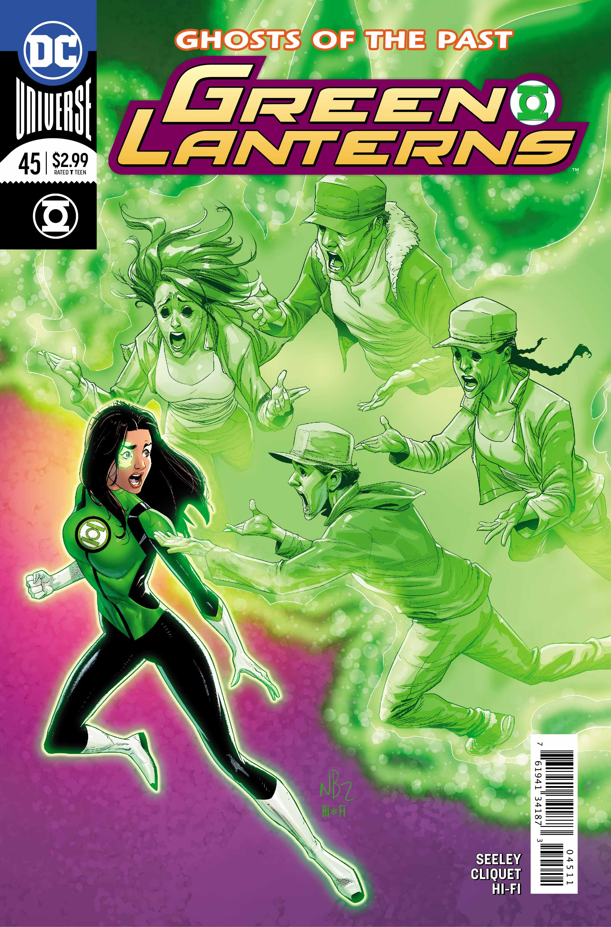 Image result for GREEN LANTERNS #45 2018