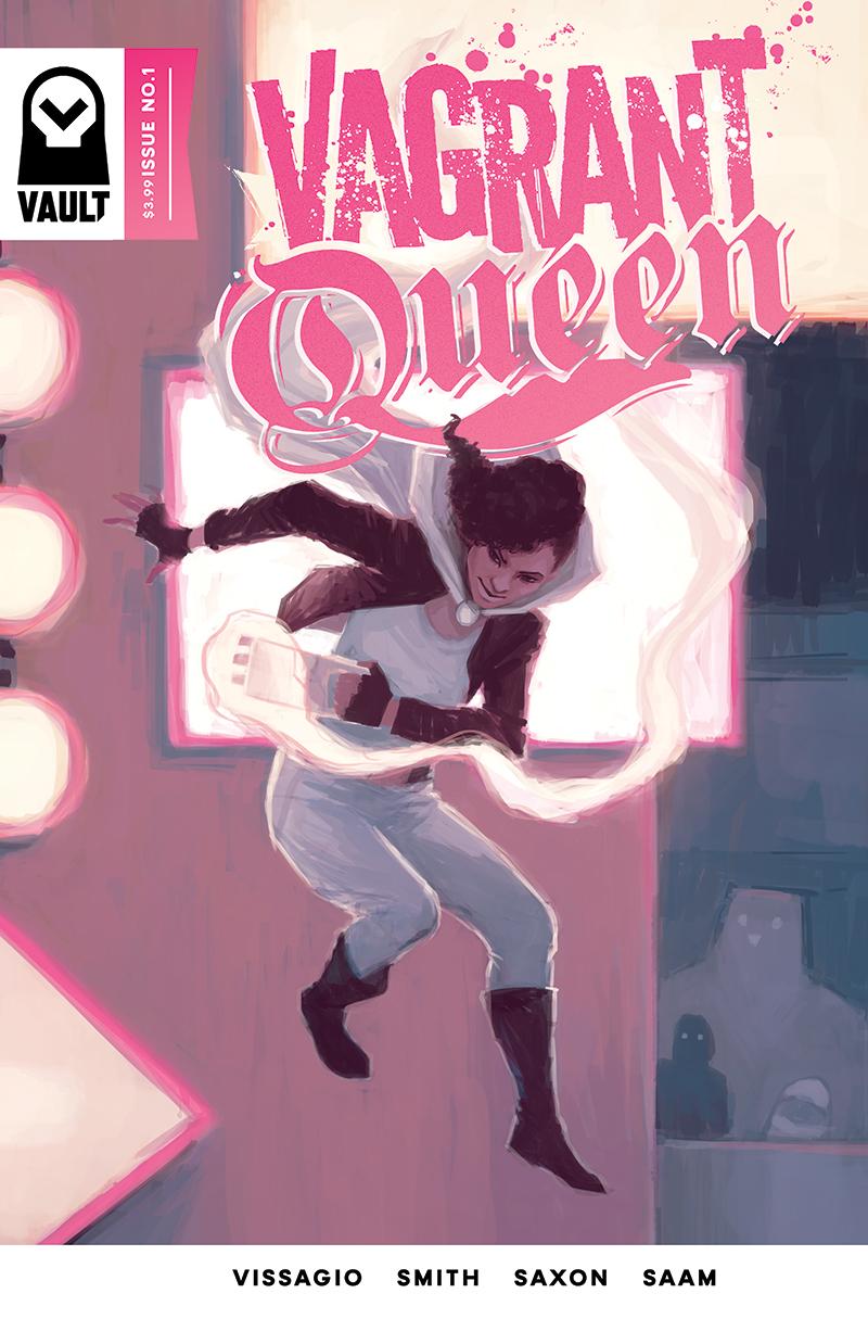 Vagrant Queen