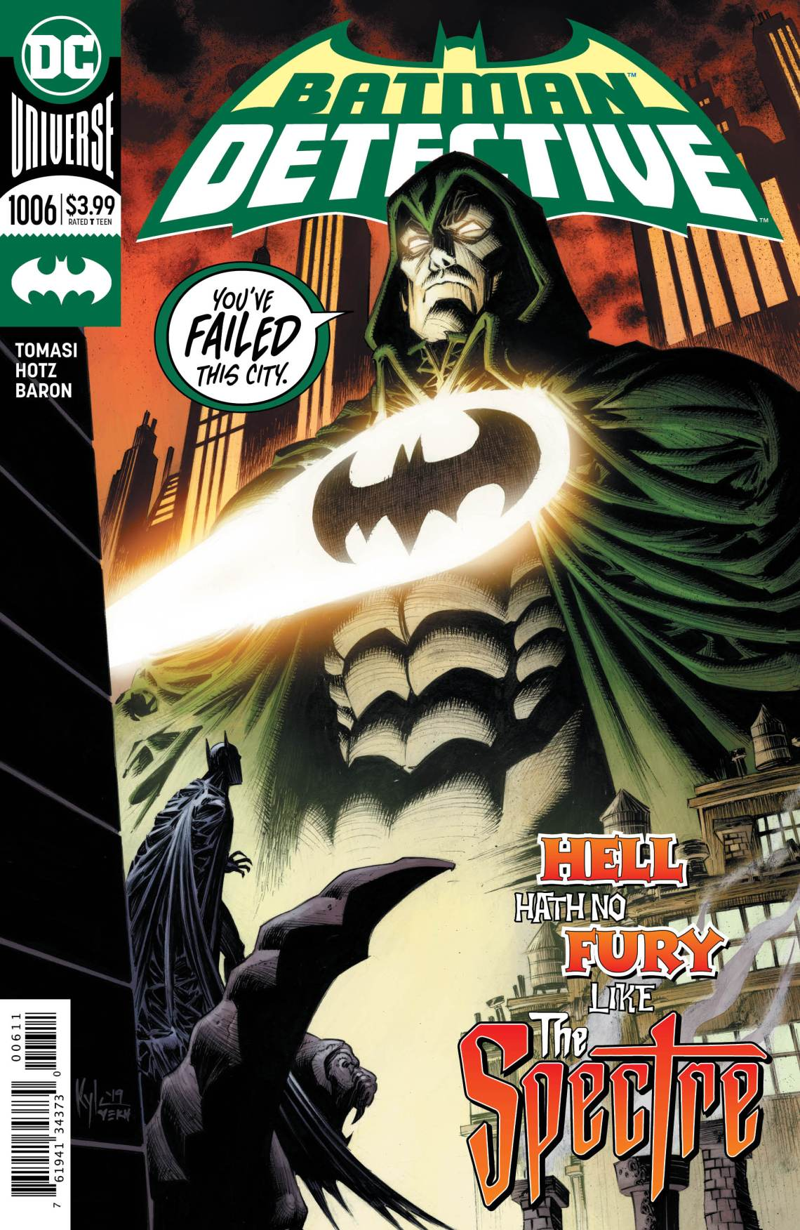 Detective Comics #1006