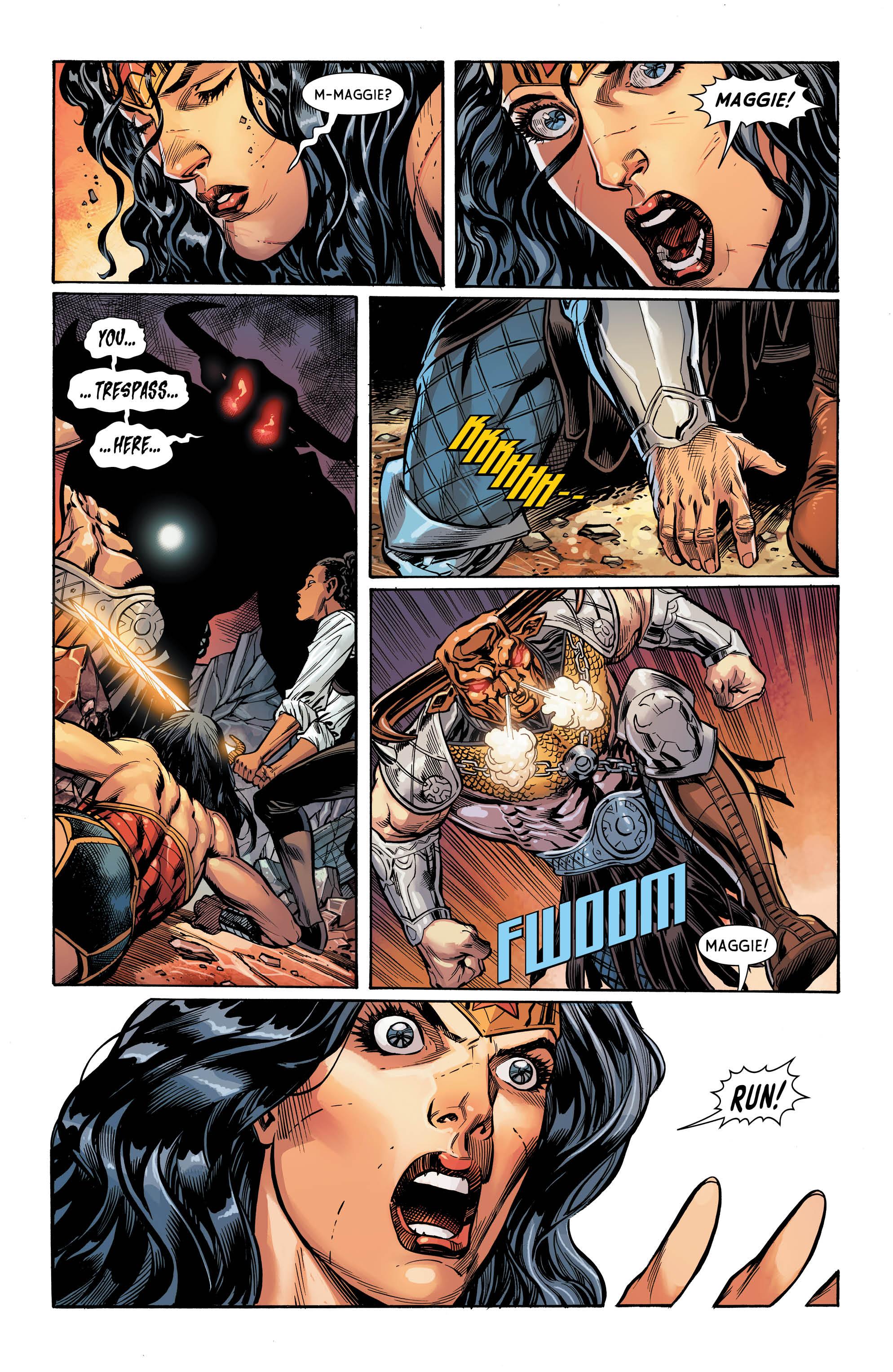 Wonder Woman #72