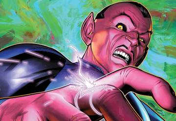 sinestro: year of the villain #1