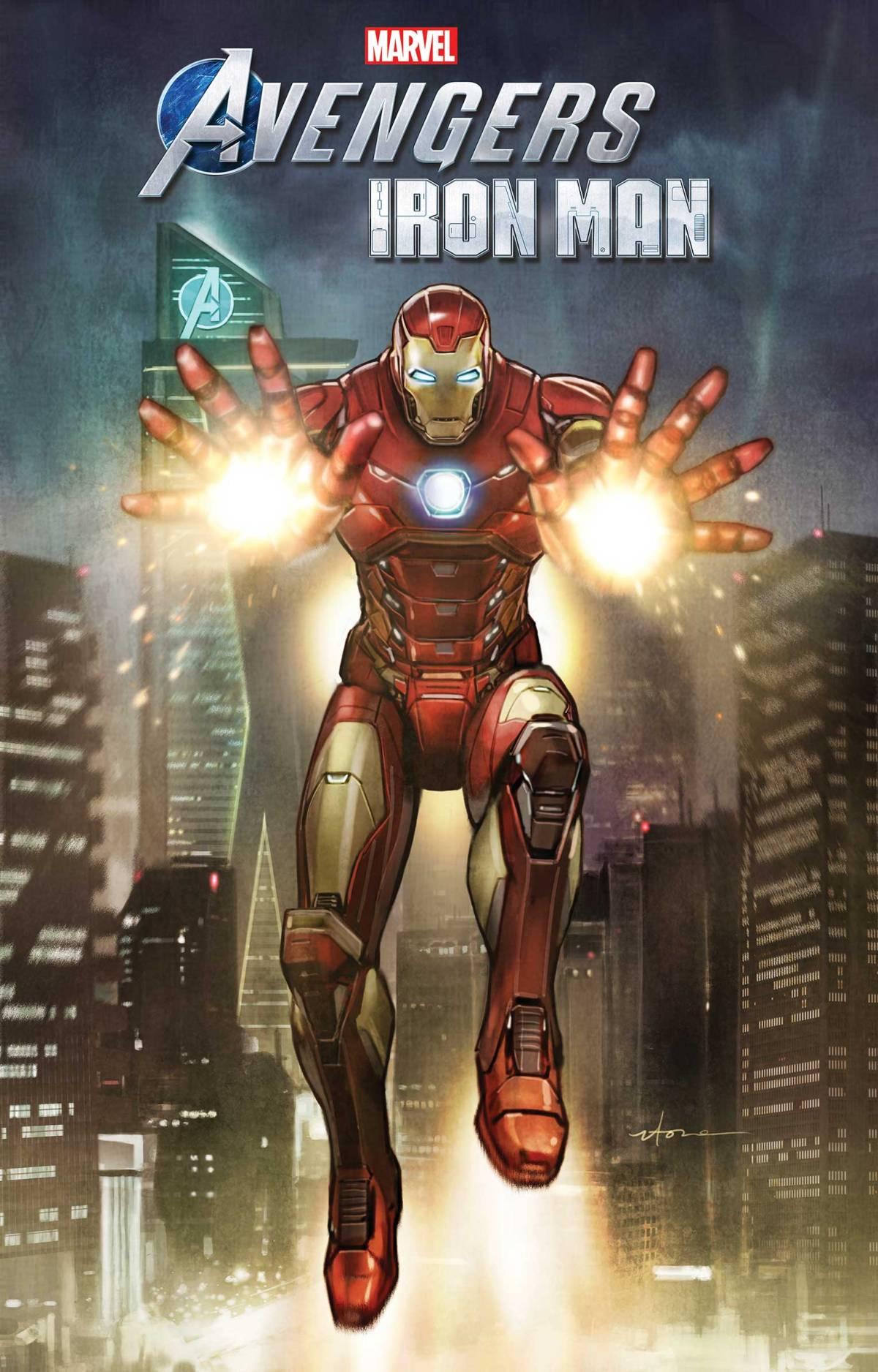 marvel's iron man