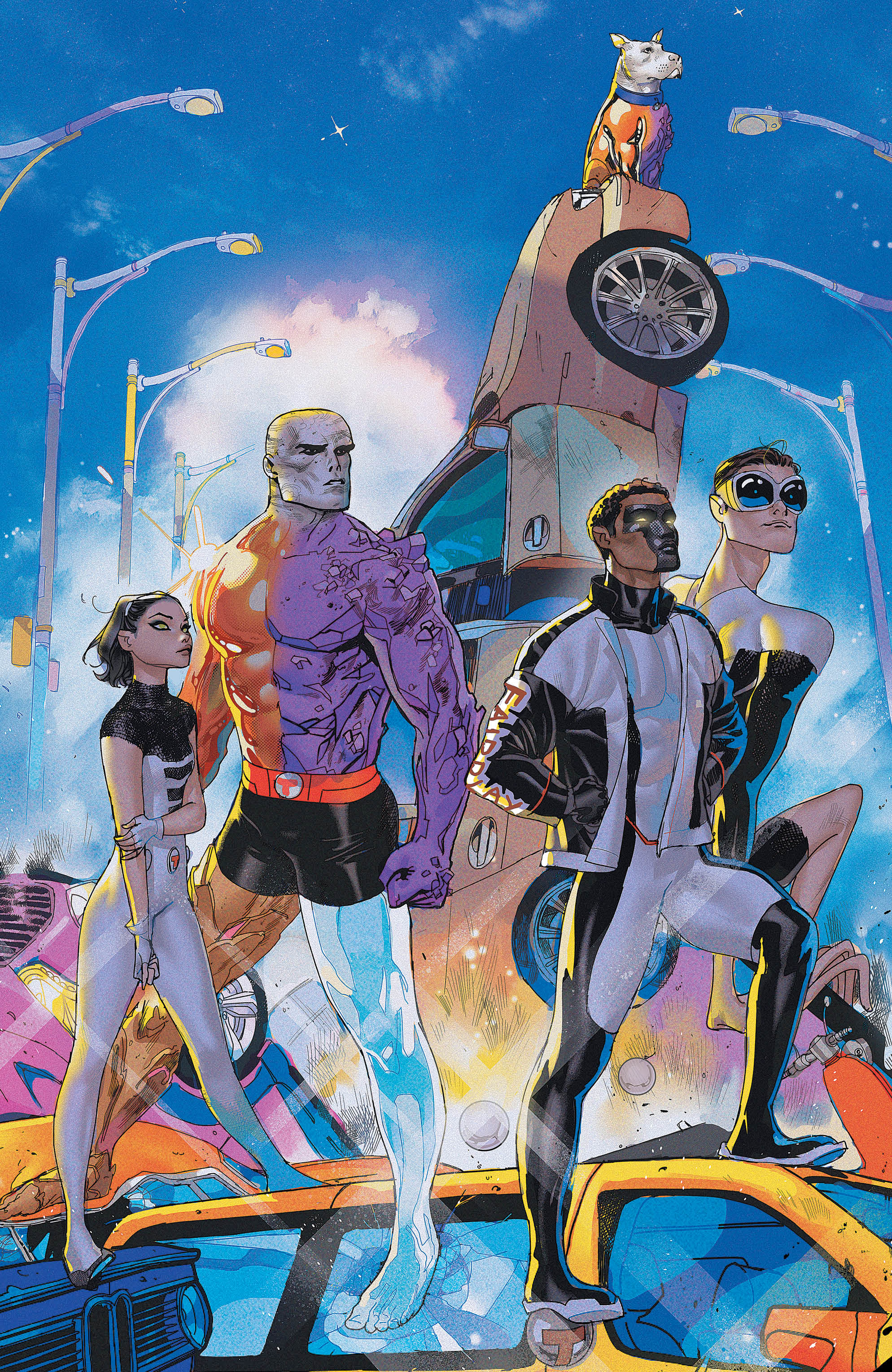 the terrifics #20