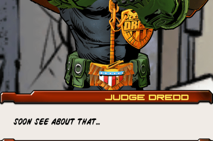 judge dredd: crime files