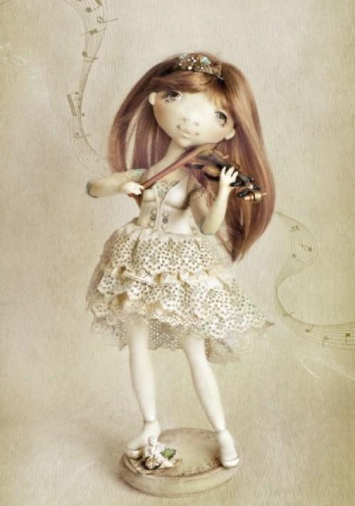 Кукла Seia Сейя. Автор: Яна Яхина