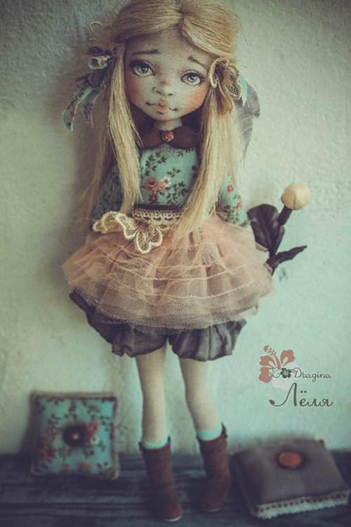 Кукла Лёля