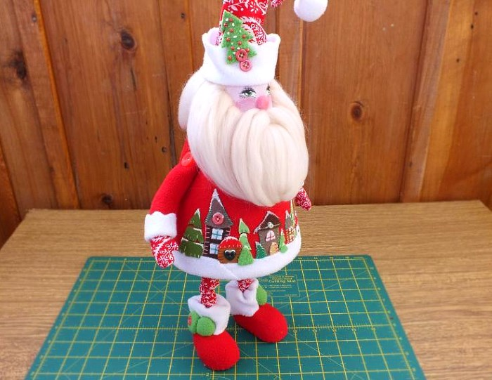 Игрушка Дед Мороз