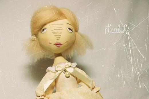 МК: Сшить куклу своими руками