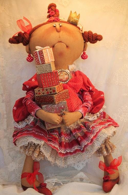 Кукла: Мало! Автор: Татьяна Козырева