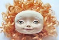 Волосы для куклы: материалы и секреты изготовления
