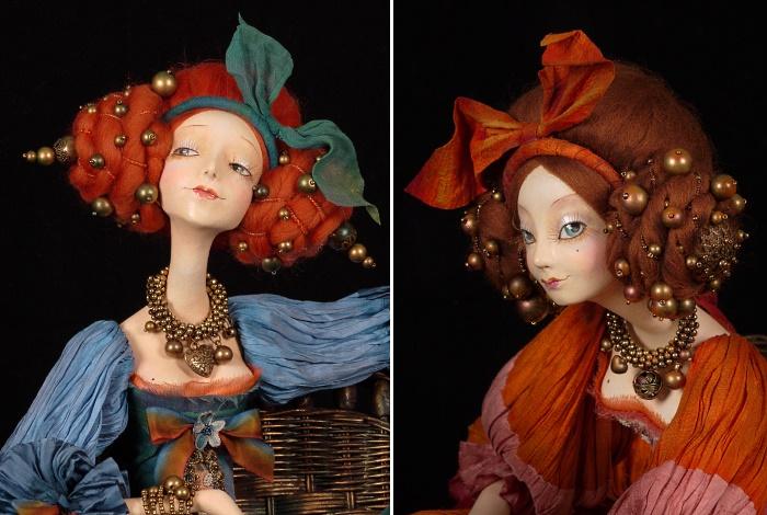 Тамара Пивнюк куклы