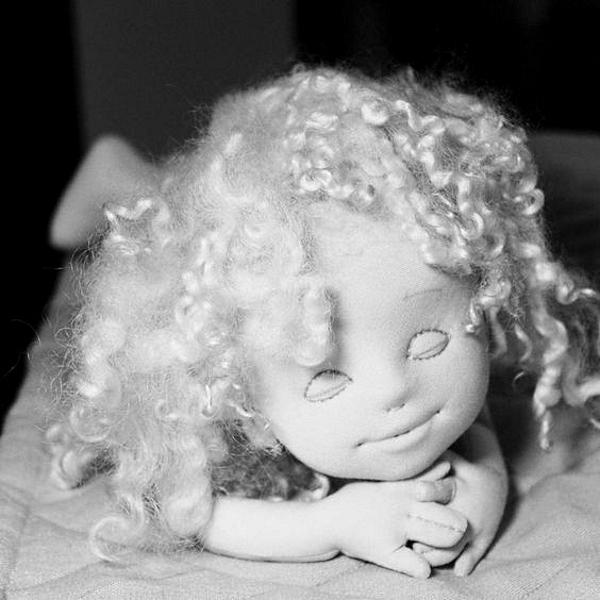 Куклы и выкройки Ирины Хочиной