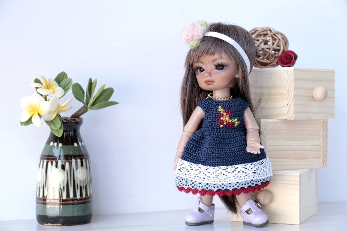 Hujoo BJD doll clothes