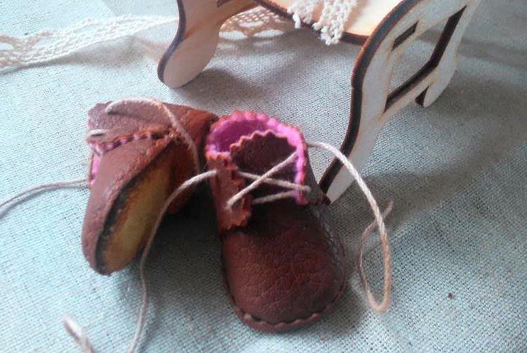 Ботинки для большеножки выкройки