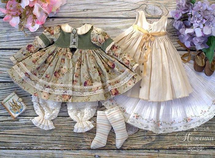 Одежда для кукол Е.Негороженко