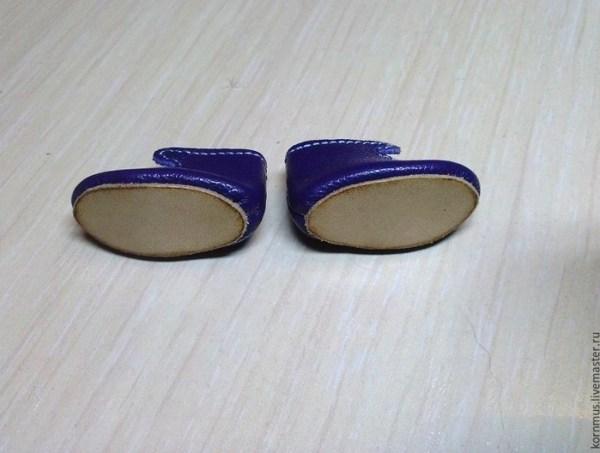 мини-ботиночки для кукол