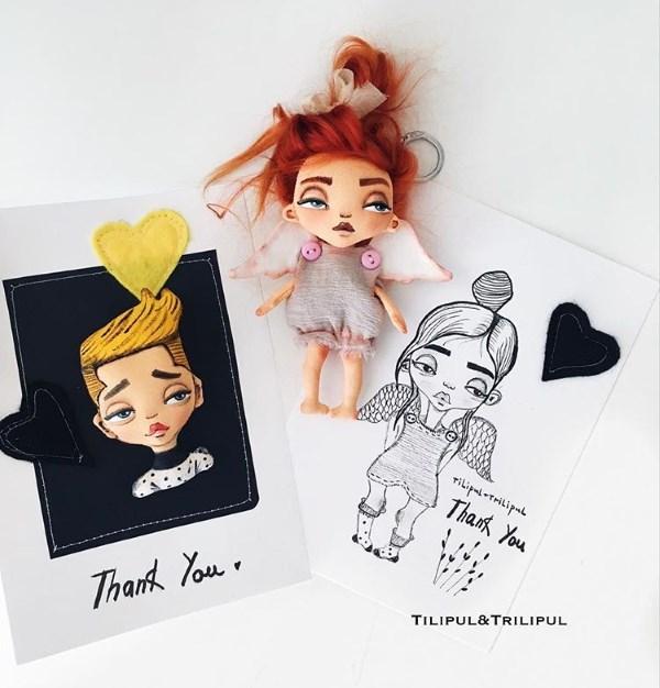 Куклы tilipul&trilipul