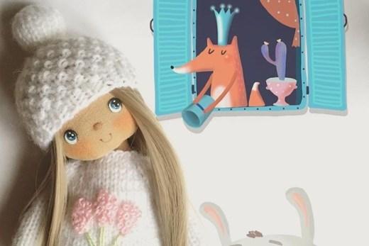 Куклы Бурмаковой Ольги