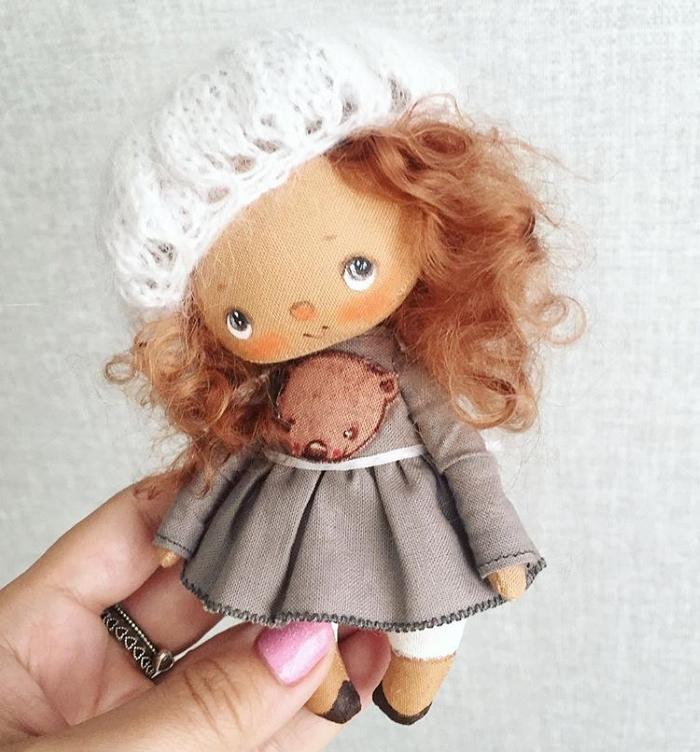 Куклы-малышки Бурмаковой Ольги