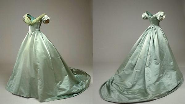 Старинное платье №1
