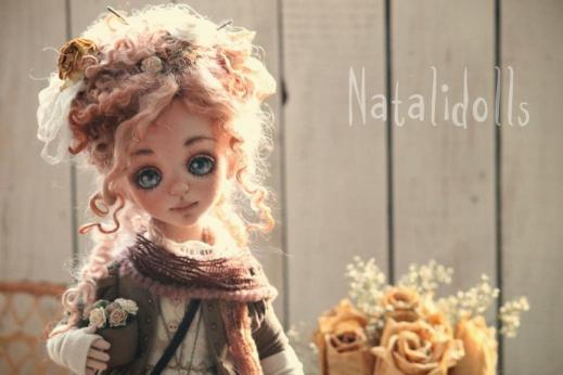 Авторские куклы Natalidolls