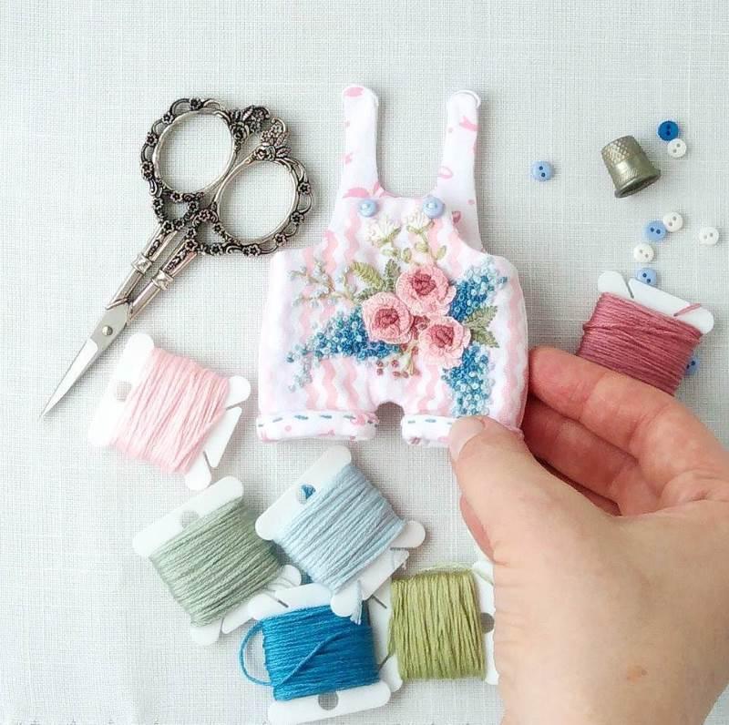одежда для кукол и игрушек