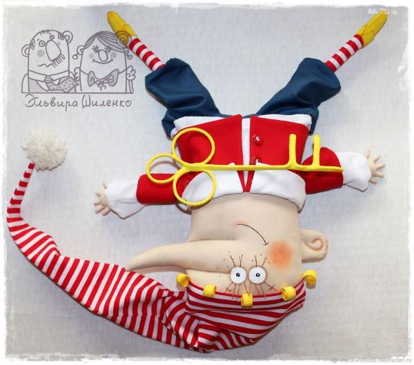 кукла Буратино