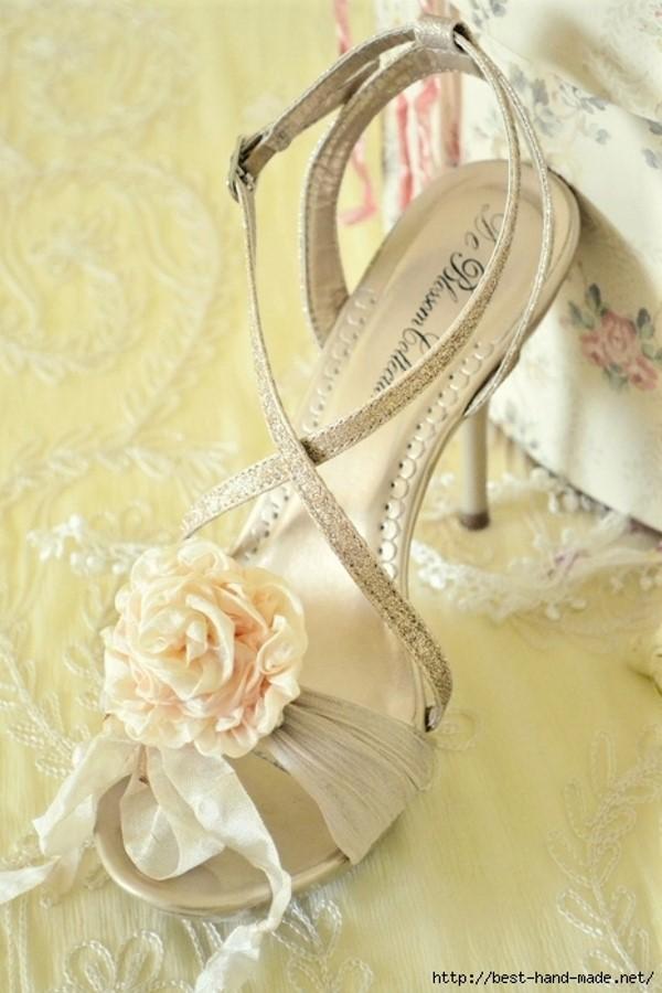 обувь шебби