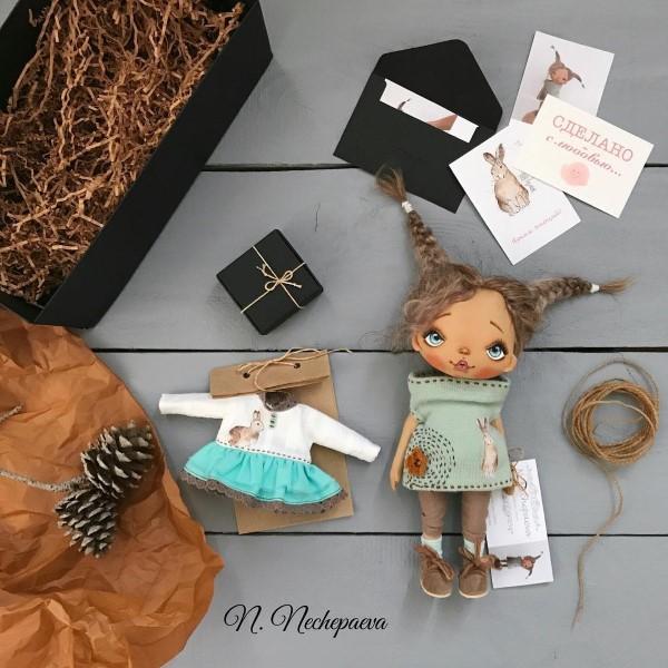 куклы Наташи Нечепаевой