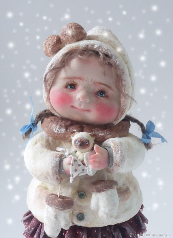 куклы из фарфора фото