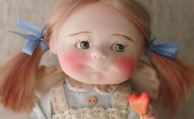 Куклы Ксении Артюшенковой