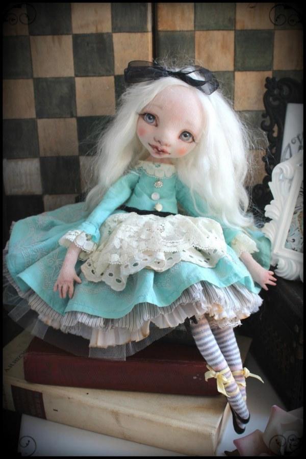 фото куклы Ирины Козинской