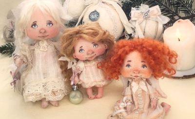 Ларипунсики куклы Юлии Коршуновой