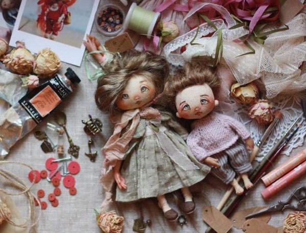 куклы Helena Kerp
