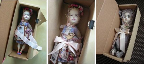 куклы Марины Комадей