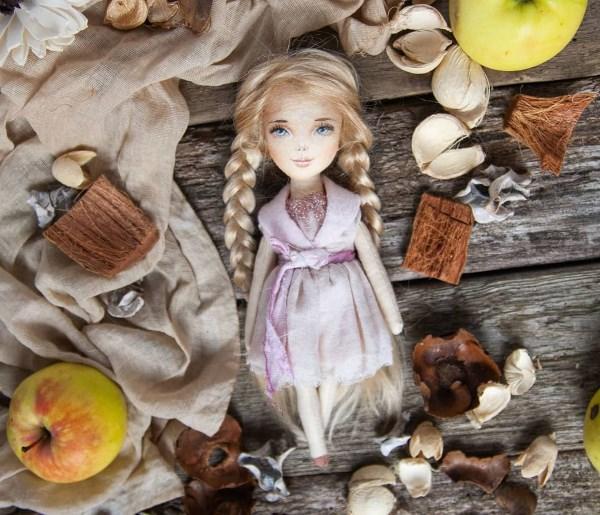 куклы Ольги Дубовицкой