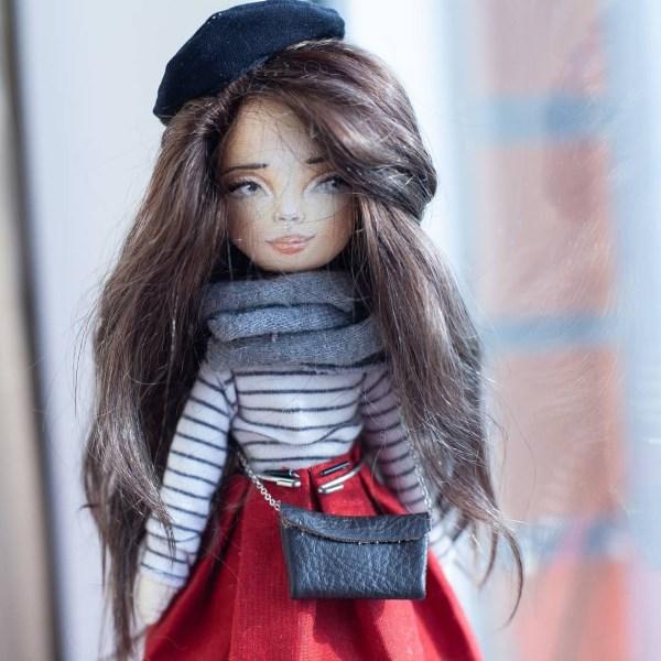 куклы из ткани мастеров