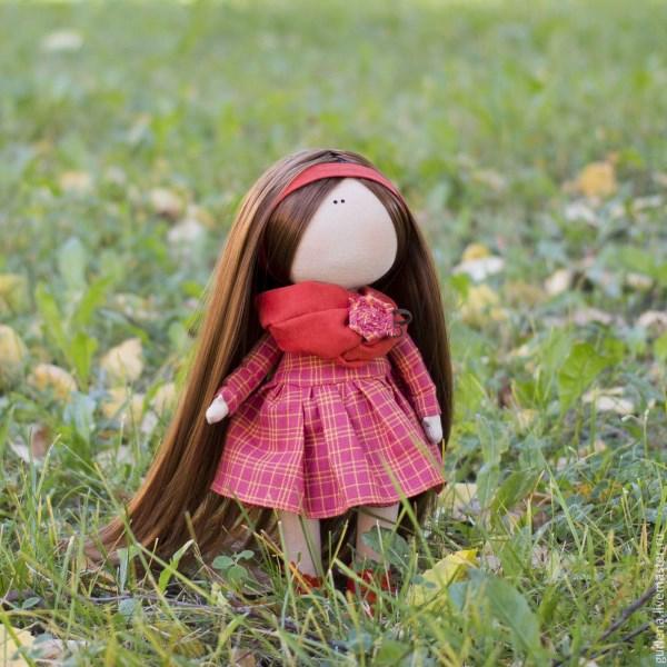 Как сшить куклу Коннэ