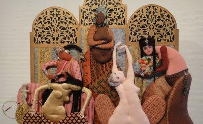 Куклы Татьяны Овчинниковой