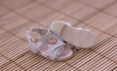 Выкройки летней обуви для куклы
