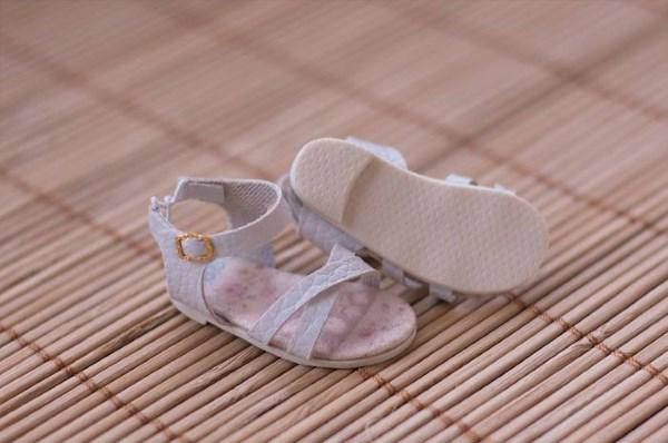 сандали для куклы