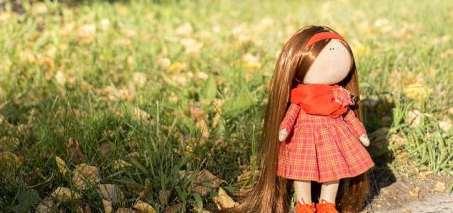 МК: текстильная кукла от а до я