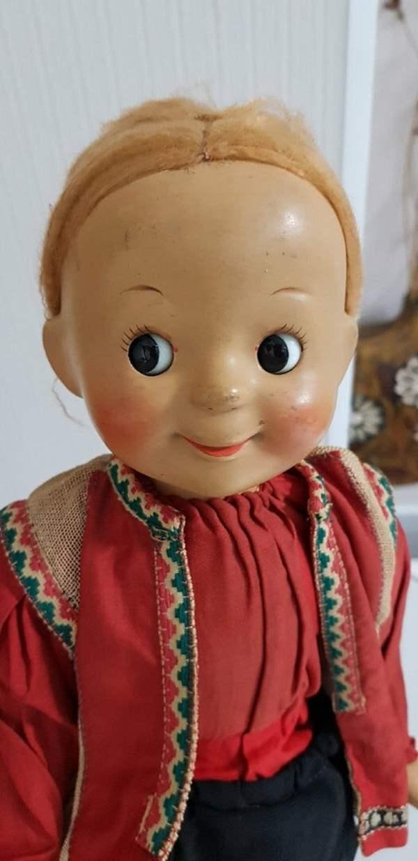 фабрика 8 марта кукла Анюта