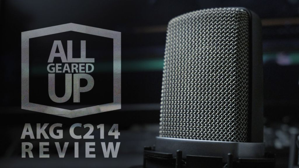 All Geared Up C214-Unboxing-Review-YOUTUBE-facebook-1 AKG C214<br>Large Diaphragm Condenser Mic<br>[UNBOXING And REVIEW] audio hardware