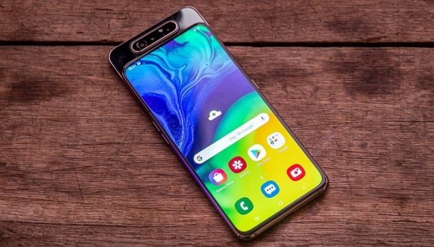 Display Samsung Galaxy A80