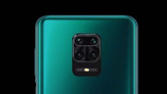 Fotocamera Redmi Note 9 Pro