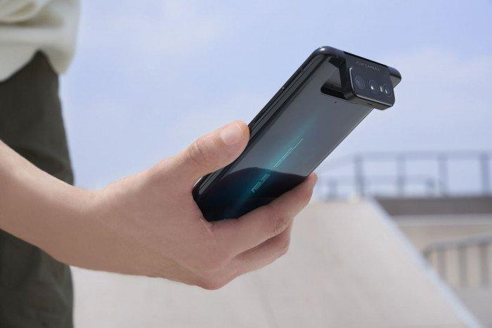 Asus Zenfone 7 e 7 Pro