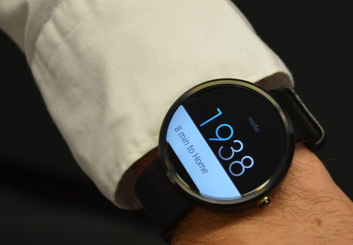 Smartwatch Motorola