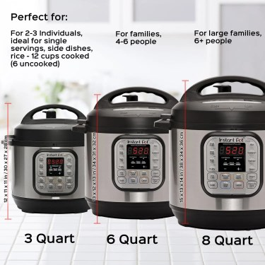 different-size-pressure-cookers